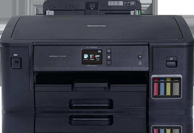 HL-T4000DW Printer Refill Ink Tank dari Brother