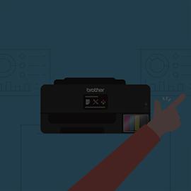 Cetak Cepat Berkualitas dengan Printer Refill Ink Tank dari Brother