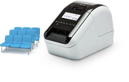 Label Printer QL-820NWB