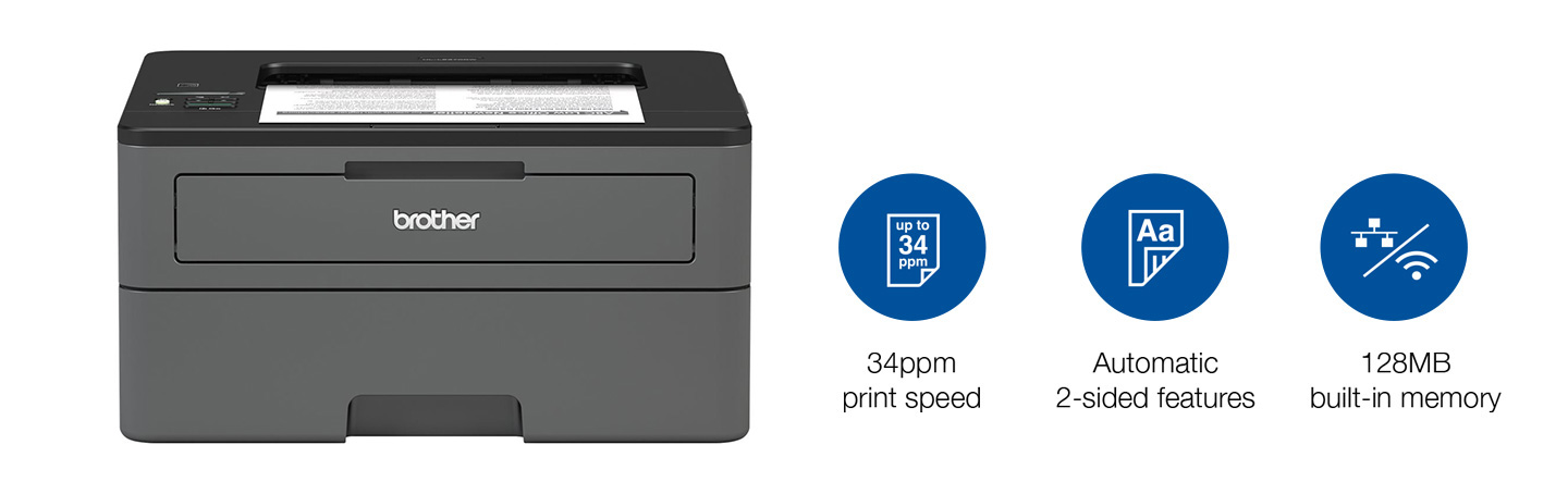 Brother HL-L2370DN Printer and Features
