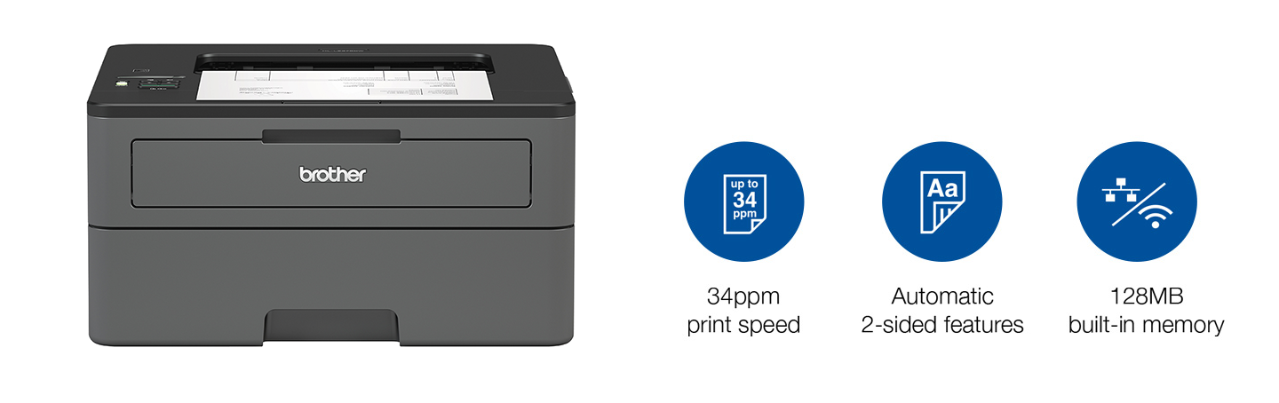 Brother HL-L2375DW Printer and Features