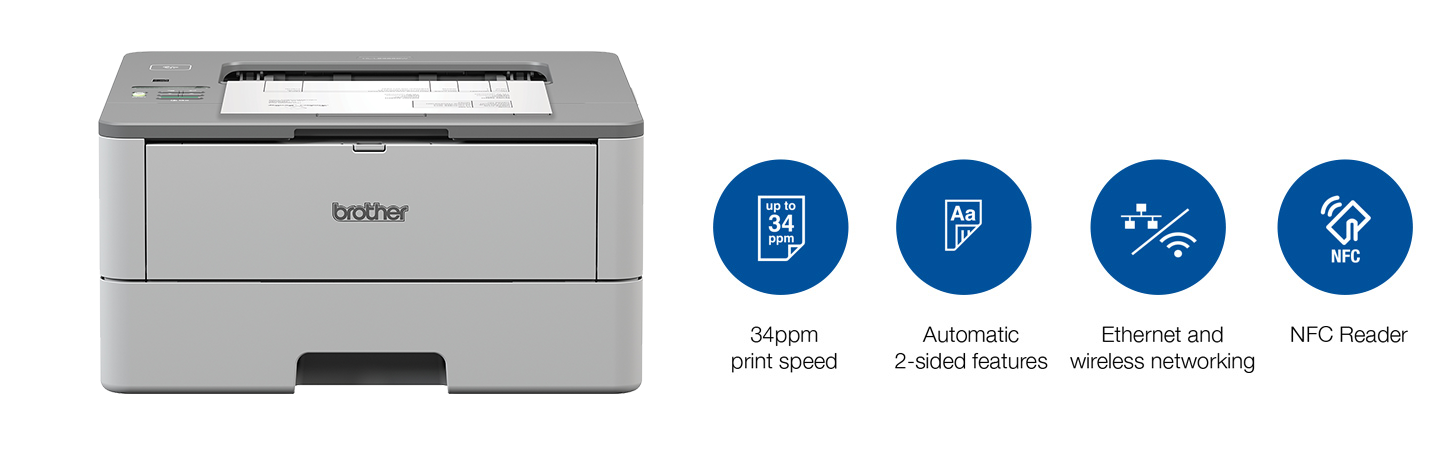 Brother HL-L2385DW Printer and Features