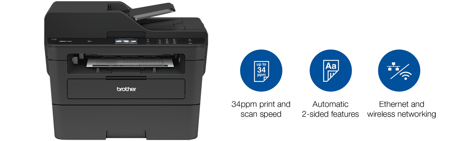 Brother HL-L2750DW Printer and Features