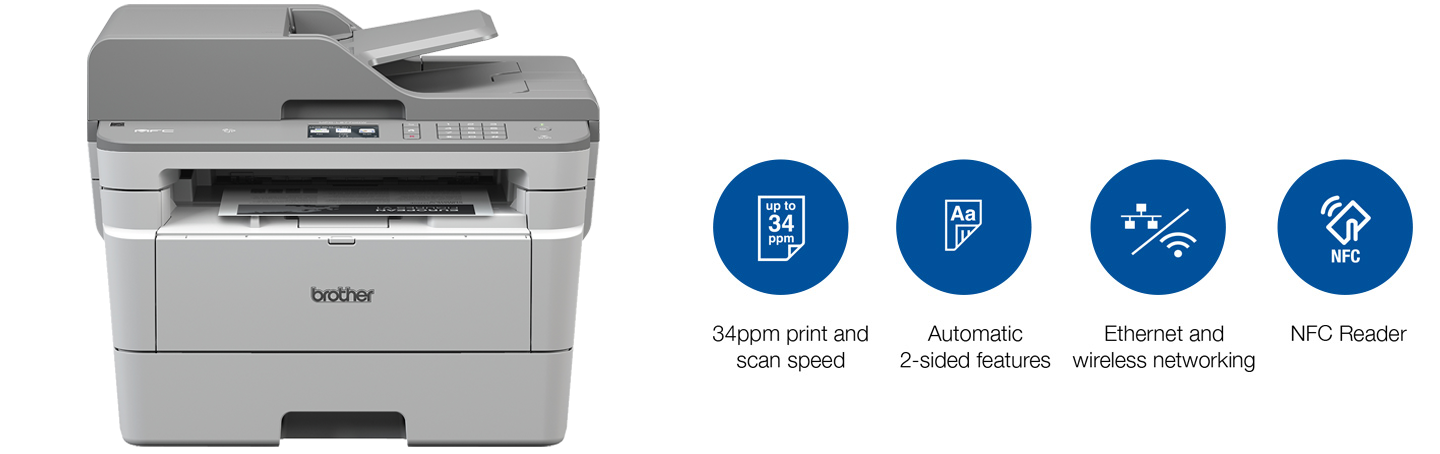 Brother MFC-L2770DW Printer and Features