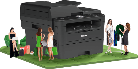 Brother all-in-one with duplex printing