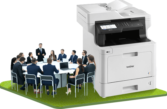 Brother business printers for management